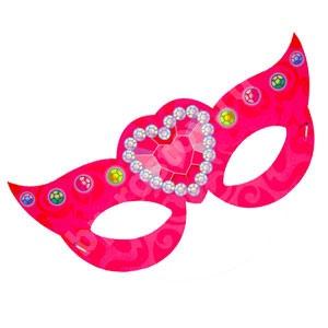 Карнавальная маска своими руками для девочек